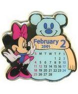 Disney  Minnie Mouse -  Japan Calendar Pin/Pins - $16.98