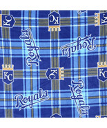 "Kansas City Royals Baby Blanket Fleece Pet Lap Blue 30""x 24"" MLB Baseball - $36.95+"