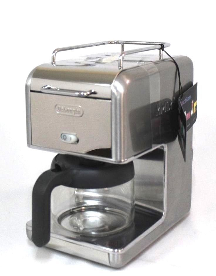 Delonghi Kmix 5 Cup Drip Coffee Maker, and 50 similar items