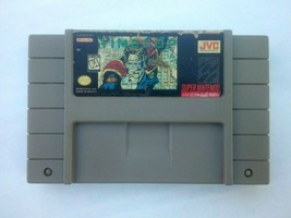 Time Cop (Super Nintendo, 1995) SNES Game Cartridge  - $24.99