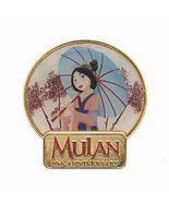 Disney  Mulan  heroic Chinese princess - 10th Anniversary Pin on Pin pin... - $49.99