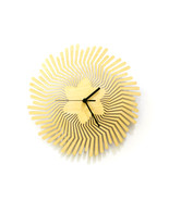 Supernova - unique handmade wooden wall clock, ... - $79.00