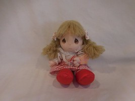 Precious Moments Melody Doll 1991 Valentines Day Limited Edition by Appl... - $11.22