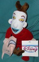 Disney Nightmare Before Christmas NMBC Lock Devil Bean Bag - $19.79