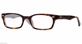Ray Ban Women's RB5150 5238 Tortoise Eyeglasses 48mm Authentic - $58.20