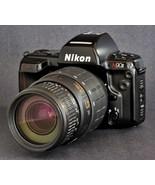 Nikon N90s 35mm SLR Camera w AF 70-300mm f/4-5.6 LDO Macro Telephoto Zoo... - $149.00