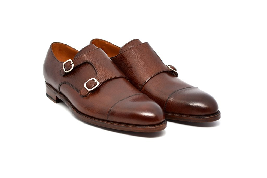 Handmade Mens leather boots, Men Monke shoes, Men formal leather shoes,Men shoes