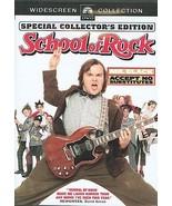 The School of Rock (DVD, 2004, Widescreen) - $5.70