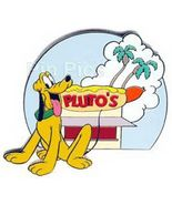 Disney Pluto - Hot Dog Stand LE  Auction (P.I.N.S.) LE 500 Pin/Pins - $34.99