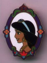 Disney Princess Jasmine  LE 500  Auction Pin/Pins - $49.99