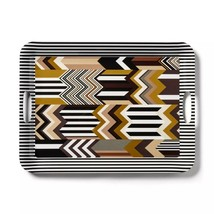 """Missoni for Target 19.5""""x14.5"""" Chevron Patchwork Serving Tray with Handles - $100.00"""