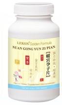 Nuan Gong Yun Zi Tablet 100% Herb 暖宮孕子片 Uteri Warm Sterility Lumbago Gold Plus - $32.42