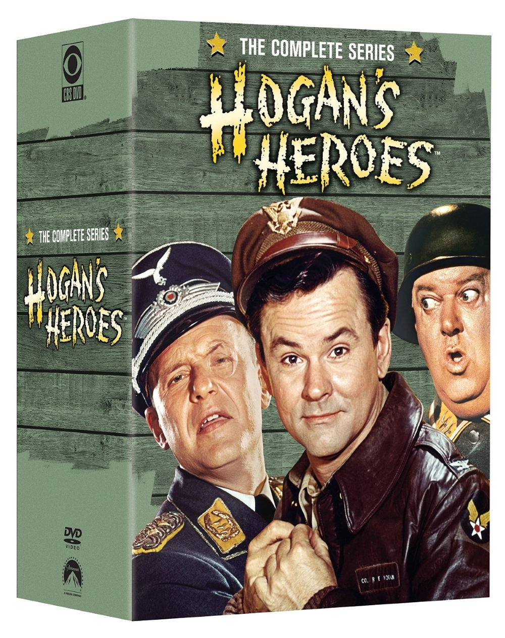 Hogan s heroes the complete series