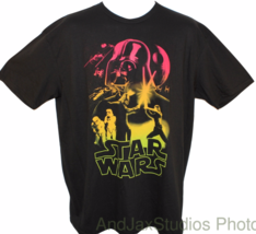 Star Wars FifthSun Movie Graphic T-Shirt - £12.24 GBP