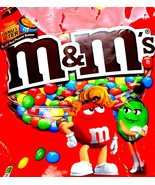 M&Ms Peanut Butter 15 LBs Milk chocolate bulk vending machine Candy New ... - $79.99