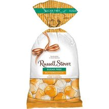 Russell Stover Sugar Free Butterscotch Hard Candies, 12 oz (Pack of 2) - $25.73