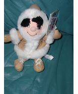 Disney Store Small World Alaska Eskimo Park Exclusive Bean Bag - $19.34