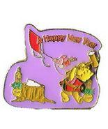 Disney TDL - Happy New Year - Pooh & Piglet - Winnie the Pooh  Japan Pin... - $29.99