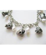JOAN RIVERS Bee Alive Charm Bracelet. Retired QVC - $9.95