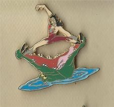 Disney Tic Toc Crocodile Snacking on Captain Hook from Peter Pan pin/pins - $34.99