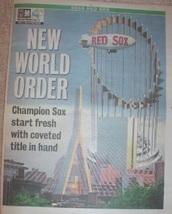 2005 World Champion Boston Red Sox Season Preview News Supplement - $5.95