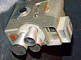 8MM Movie Camera USA AA19-1520 Vintage image 3