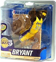 NBA Los Angeles Lakers McFarlane 2012 Series 20 Kobe Bryant (6) Action F... - $60.78