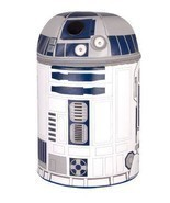 Star Wars Themed Lunch Kit Wi Sounds And Lights Insulated Kids Fun R2D2 - £18.19 GBP