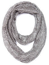 KNITTED  INFINITY SCARF - £13.03 GBP