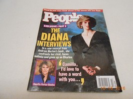 People Magazine October 20, 1997 The Diana Interviews Part II no name la... - $6.44