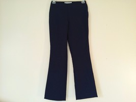 Great Condition Jonathan Martin Kids Size 12 100% Polyester Blue Pants Zipper