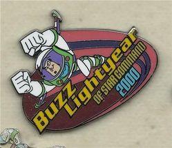 Disney Toy Story Buzz Lightyear Star Command  Pin/Pins - $19.33