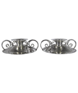 Serge Nekrassoff American Arts & Crafts Reversible Candleholder / Tazza ... - $250.00