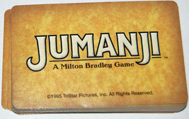 1995 Jumanji Board Game Replacement Piece -  Da... - $4.00