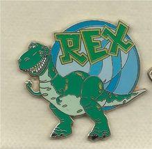 Disney Toy Story Rex full body DINOSAUR Tyrannosaurus Pin/Pins - $24.19