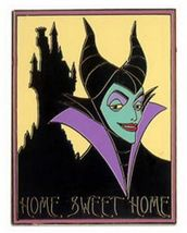 Disney Villain Maleficent gothic Castle Sweet Home Maleficent  Auction P... - $45.00