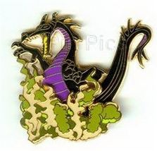 Disney Villains Maleficent as the Dragon Event Pin/Pins - $39.99