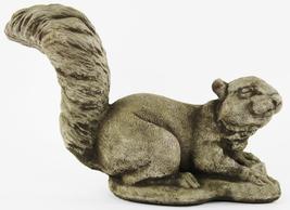 Squirrel Concrete Statue  - $64.00