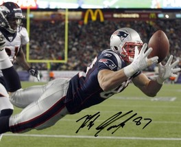 Rob Gronkowski Signed Photo 8X10 Rp Autographed * New England Patriots - $19.99