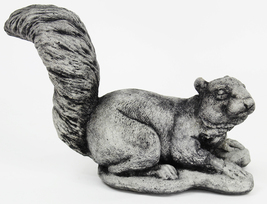 Squirrel Concrete Statue  - $64.00