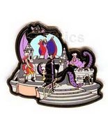 Disney  WDW - Snowglobe Parade - Villain Pin/Pins - $29.99