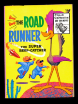 "1973 Road Runner ""The Super Beep-Catcher"" - Whitman Big Little Book - $7.95"