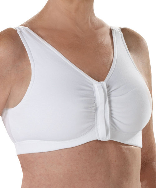 Primary image for VELCRO® Bra Front Closure For Seniors - Arthritis Bra by Silvert's
