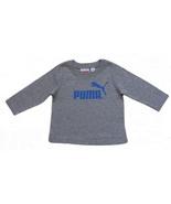 Puma 24 Mos. Baby Boys Gray Top - $8.99