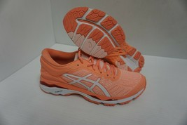 Asics woman shoes gel kayano 24 seashell pink size 11 us - $138.55