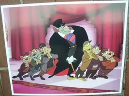 Disney villain Ratigan with henchman Great Mouse Detective  Lobby Card - $24.99
