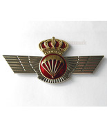 SPAIN PARATROOPER LARGE JUMP WINGS SPANISH LAPE... - $9.27
