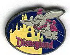 Disneyland Dumbo Commemorate Promotional 1997 pin/pins - $15.83