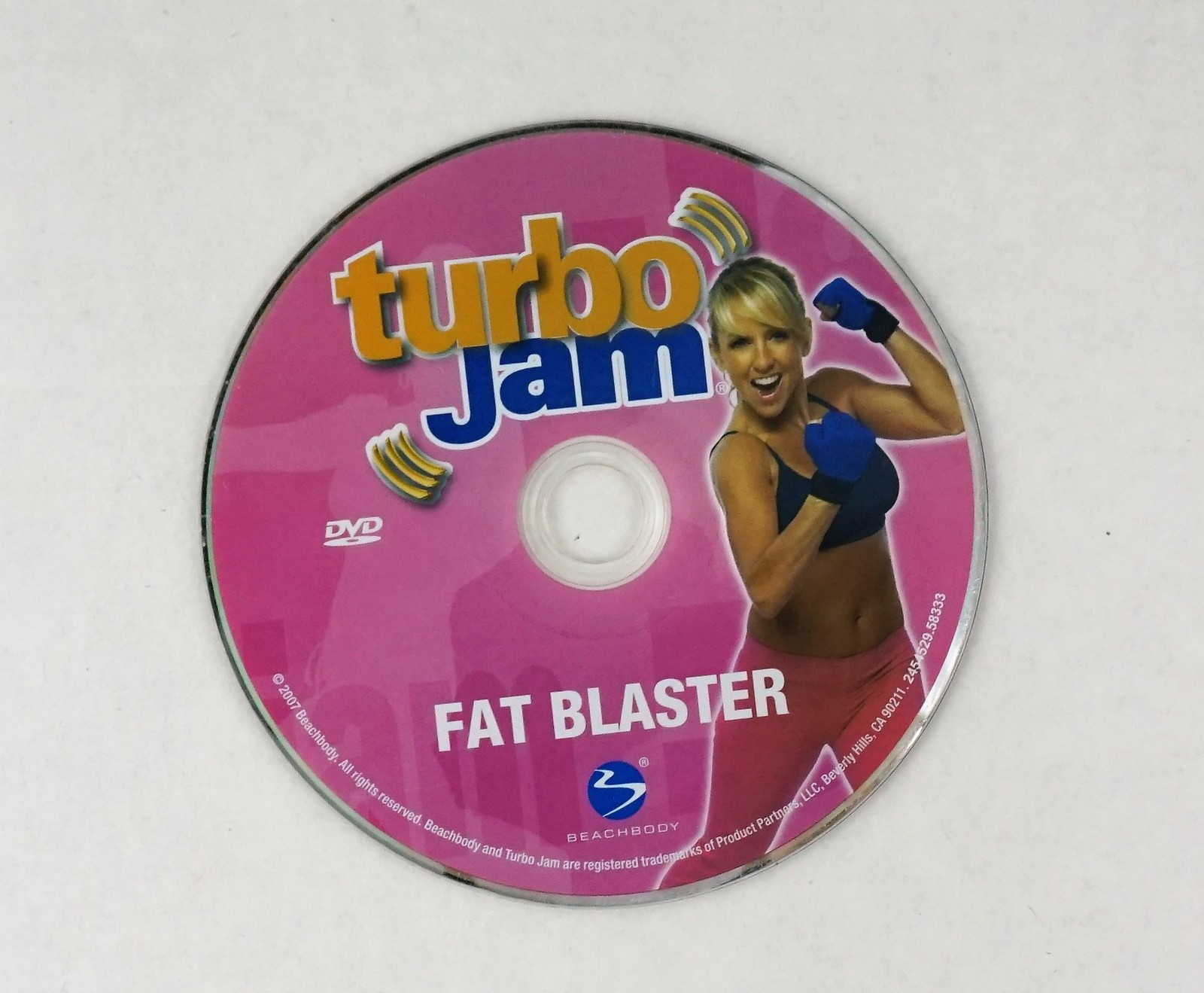 Primary image for 5 LOT Turbo Jam Cardio Party Mix 2, Fat Blaster,AB Jam, 3 T, & Learn & Burn DISC