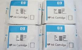 4 HP 88 ink GENUINE OEM  2-Cyan C9386AN & 1-Magenta C9387AN Sealed 1-Yel... - $26.11
